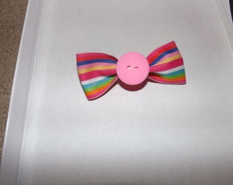 rainbow small bow