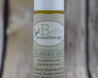 Just B Aromatherapy No More Gas Roll-On