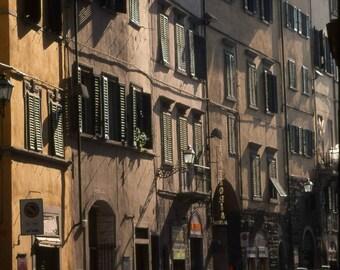 Trattoria Siena Italy