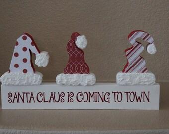 Santa Clause Hats