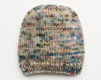 Handpainted Newborn Hat