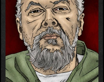 Richard Kuklinski is Card Number 81 from the New Serial Killer Trading Cards