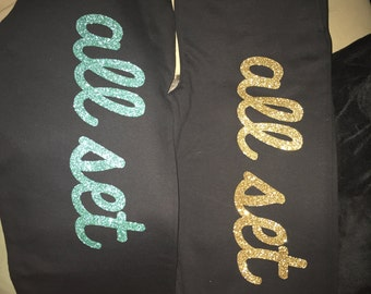 Custom Sweat Pants - YOUR WAY!