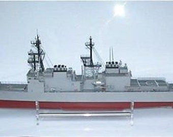 Rc Remote Control Spruance (ARTR) 1:144 Ship/ Boat