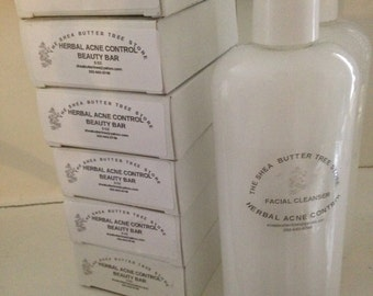 Herbal Acne Control Face Cleanser