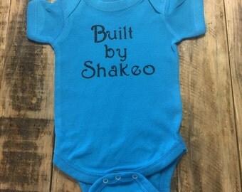 Shakeo Baby One Piece Creeper, Shakeology