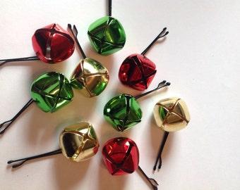 Baubles for the Beard Baubles for the Beard Bells Jingle Beard set of festive 20mm size Beard Bells