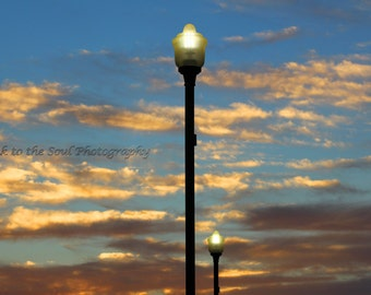 Cloud Photography- A Touch of Light