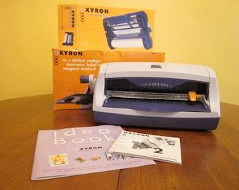 XYRON MODEL 900