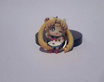 Sailor Moon Keychain