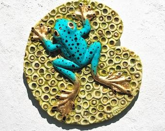 Lilypad Frog