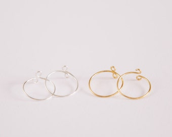Midi Rings, Silver or Gold
