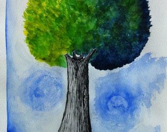 Tree A4
