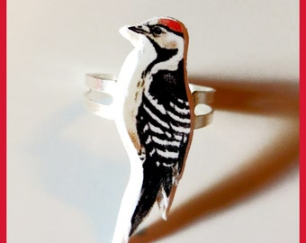 """Ring adjustable """"woodpeckers"""""""