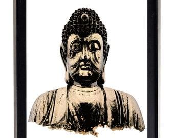 Buddha Black&Khaki