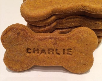 Personalized Dog Treats