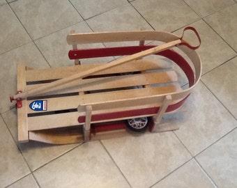 Torpedo Wooden
