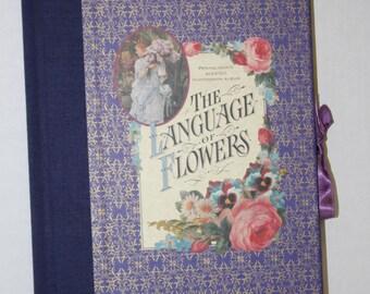 The Language of Flowers Photo Album