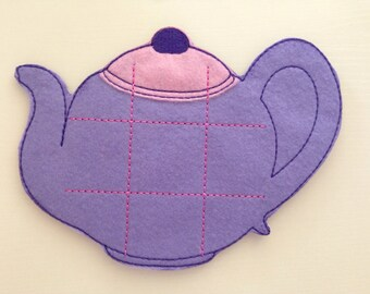Tea Time Tic Tac Toe Game