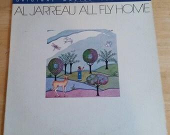 Al Jarreau - All Fly Home - MFSL 1-019 - 1978 (1979 Mobile Fidelity Sound Labs Reissue) Original Master Recording - NM!