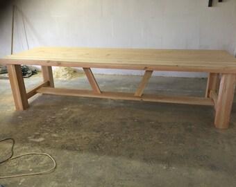 Handmade Monastery Table