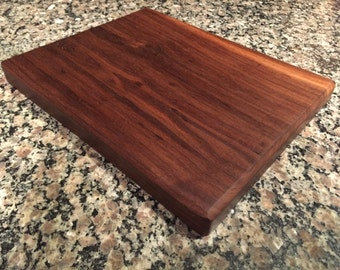 Handmade Walnut Cutting Board
