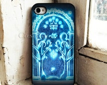 The Lord of The Rings Moria Gate Custom case for iPhone case, Samsung Case, iPod case, HTC case, LG Case, Nexus case, Xperia Case