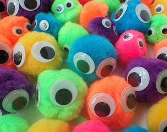 Warm Fuzzies / Warm Fuzzy Pom Pom Critters (Set of 50)