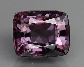 Natural Pink Spinel Cushion Cut 7.4mm