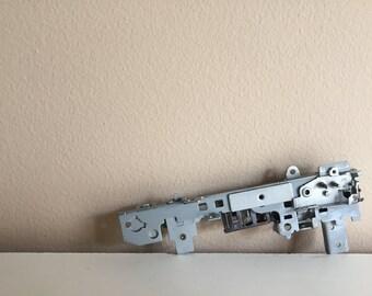 Gun (computer parts sculpture)