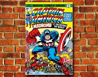 Captain America Poster - #399