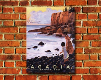 Acadia National Park Poster - #780