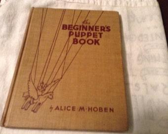 The Beginners Puppet Book