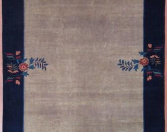 Carpet China Beijing Antiqewash-245x178 cm-hand-knotted (297,779)