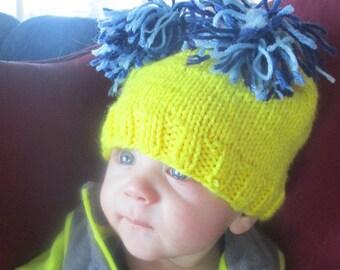 Baby Tassle Hat