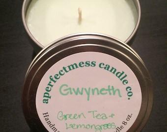 Gwyneth - Green Tea & Lemongrass