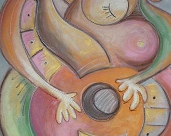 Cello Mamma