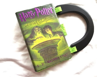 Harry Potter and the Half Blood Prince Book Purse