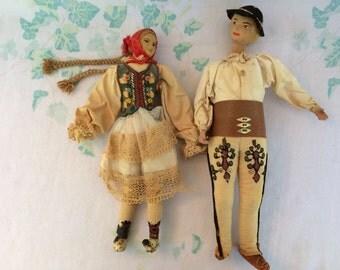 Bavarian Dolls