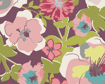 Art Gallery Fabric MO-3800 Fashionable Rouge from the Modernology Collection