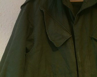 Mens military jacket