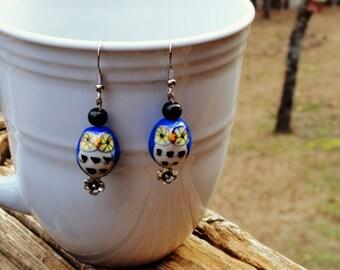 Adorable Owl Earrings!