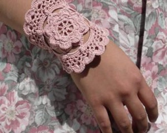 bangles, bracelets , ornaments on hand crochet , beach accessories ,