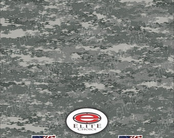 """Digital Military 52""""x6ft Wrap Vinyl Truck Camo Car SUV Tree Real Camouflage Sticker Decal"""