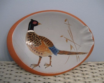 Stangl Pottery Pheasant Ashtray