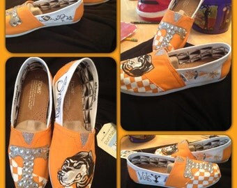 Tennessee Vols Toms