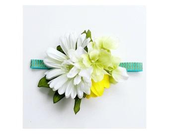 Summer bouquet headband