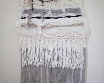 CUSTOM Large Weaving/Wall Hanging