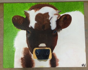 Mollie Moo Cow