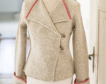 SALE %!  Walk ladies Blazer jacket style fitted, more elegant Maritim